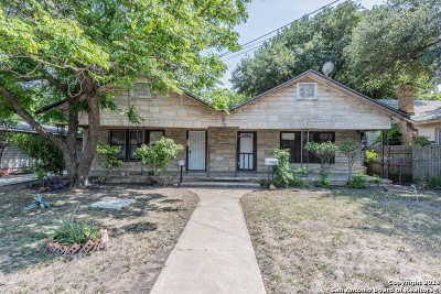 San Antonio Multi Family Home Back on Market: 250 E Mayfield