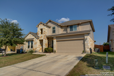 New Braunfels Single Family Home Price Change: 934 Avery Pkwy