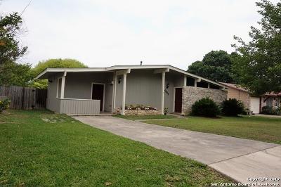 San Antonio Single Family Home Back on Market: 4023 Shenandale St