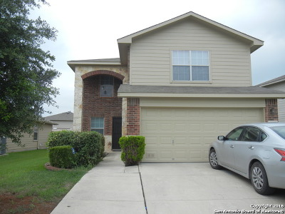 San Antonio Single Family Home Back on Market: 6419 Candleview Ct