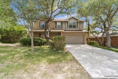 Schertz Single Family Home Price Change: 3629 Augusta Glade