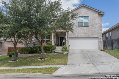 Converse Single Family Home For Sale: 9607 Mediator Run