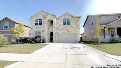 Converse Single Family Home For Sale: 10418 Bulwark Peak