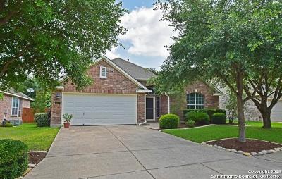 San Antonio TX Single Family Home Price Change: $329,000
