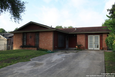 San Antonio Single Family Home Back on Market: 5918 Seacroft Dr