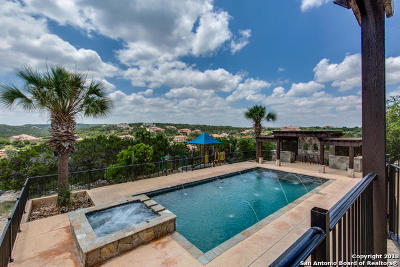 Helotes Single Family Home For Sale: 443 Pueblo Pintado