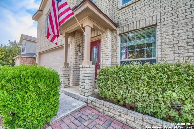 Helotes Single Family Home For Sale: 10122 Roseangel Ln