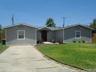 San Antonio Single Family Home For Sale: 3103 Greenacres St