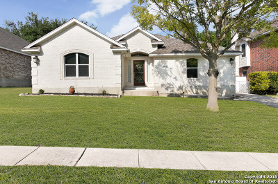 San Antonio Single Family Home For Sale: 1615 Springhouse St