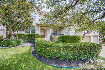 Heights At Stone Oak Single Family Home Price Change: 407 Chimney Tops