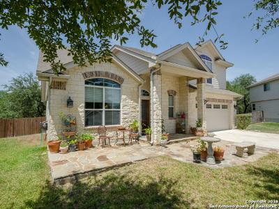 Bexar County Single Family Home Active Option: 403 Redbird Chase