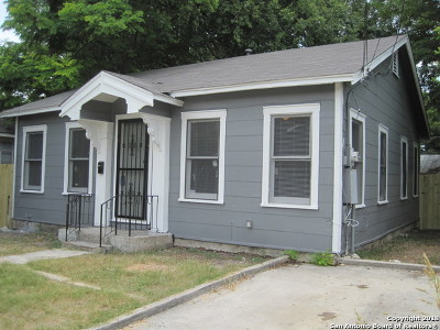 Single Family Home For Sale: 1942 Nolan St