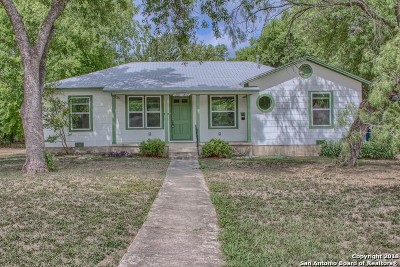 San Antonio Multi Family Home For Sale: 5323 Howard St