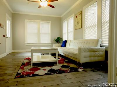 Single Family Home For Sale: 863 Steves Ave