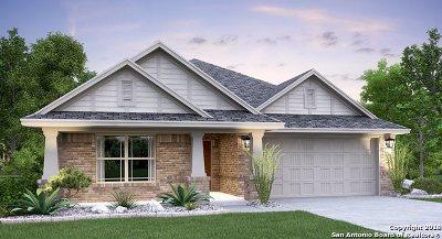San Antonio Single Family Home Price Change: 15039 Stagehand Dr