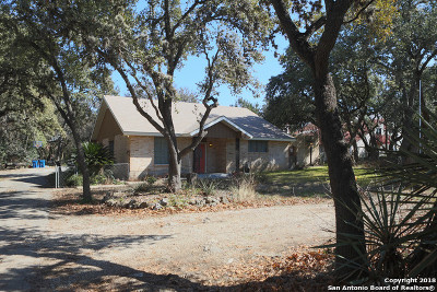 Shavano Park Single Family Home For Sale: 16410 NW Military Hwy