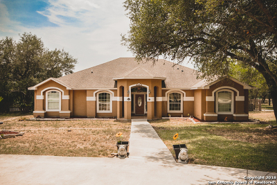 San Antonio Single Family Home Active Option: 4511 Tamaron Park
