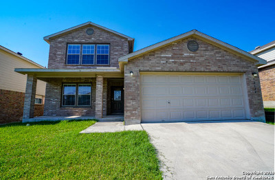 San Antonio Single Family Home Back on Market: 12624 Rambling Rose