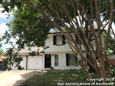 Travis County Single Family Home Active Option: 12910 Candlestick Pl