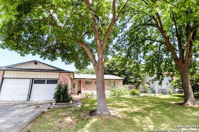 San Antonio Single Family Home For Sale: 5139 Alderton St