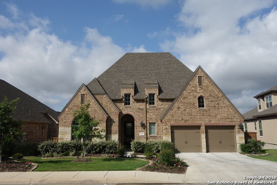 Single Family Home For Sale: 4022 Monteverde Way