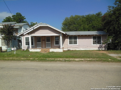 Frio County Single Family Home Price Change: 219 S Peach St