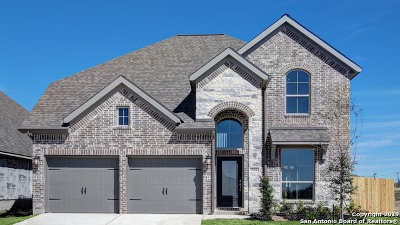 New Braunfels Single Family Home Back on Market: 614 Volme