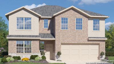New Braunfels Single Family Home Back on Market: 2216 New Castle
