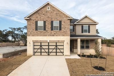 San Antonio Single Family Home Back on Market: 5129 Roble Grande