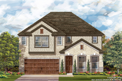 Bexar County Single Family Home Active Option: 5110 Aloe Vera
