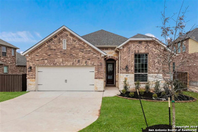 Bexar County Single Family Home Back on Market: 2007 Rio Samba