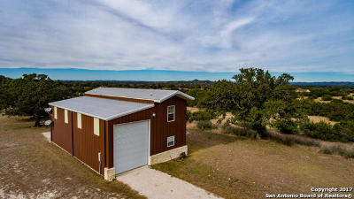 Bandera Single Family Home For Sale: Lariat Trace