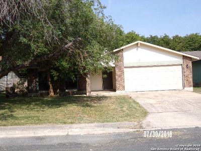 Single Family Home For Sale: 7543 Lago Frio