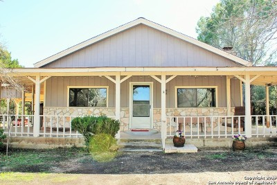Single Family Home For Sale: 18741 Bandera Rd