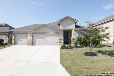 Fair Oaks Ranch Single Family Home For Sale: 8022 Cibolo View