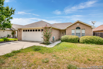 New Braunfels Single Family Home For Sale: 1538 Dustin Cade Dr