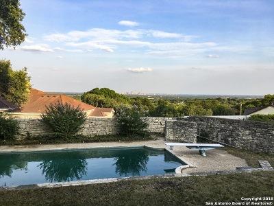 San Antonio Single Family Home For Sale: 3919 Crestridge Dr
