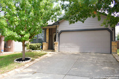 Boerne Single Family Home For Sale: 7631 Presidio Sands