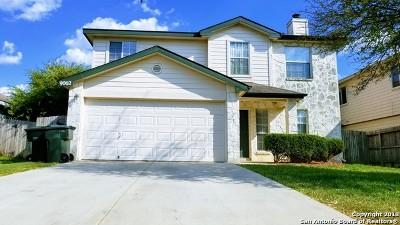 Selma Single Family Home Active Option: 9002 Quaker Ridge