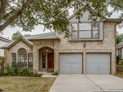 San Antonio Single Family Home For Sale: 1038 Hedgestone Dr