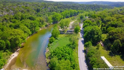 Comal County Residential Lots & Land For Sale: 7462 River Rd