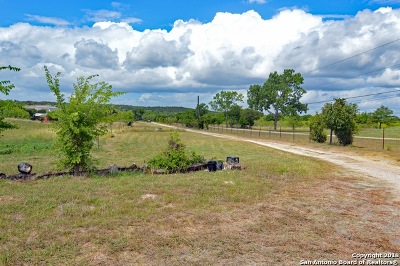 New Braunfels Farm & Ranch For Sale: 325 Weiss Rd