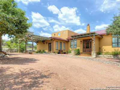 Bandera County Single Family Home For Sale: 5524 Fm 3240