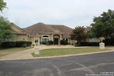 San Antonio Single Family Home For Sale: 1 Bayside Ct