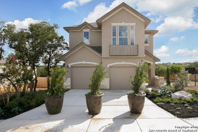 San Antonio Single Family Home For Sale: 21547 Arroyo Frio