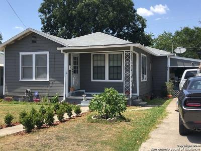 San Antonio Single Family Home For Sale: 711 W Norwood Ct