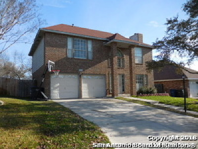 Single Family Home Back on Market: 8223 Manderly Pl