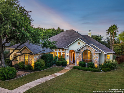 Helotes Single Family Home Back on Market: 106 Candelaria