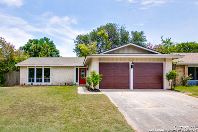 Single Family Home For Sale: 5954 Brambletree St