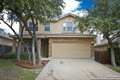 Helotes Single Family Home For Sale: 14610 Sonora Falls